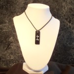 Kanji Earth Symbol Necklace