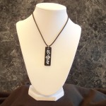 Kanji Eternal Love Necklace