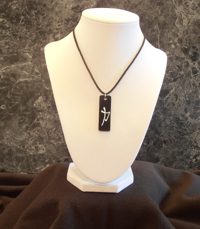 Kanji Strength Symbol Necklace